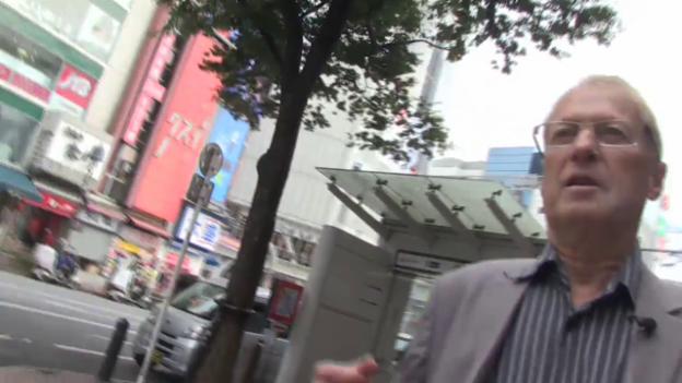 Video «Rolf Pfeifer über die Offenheit der Japaner gegenüber Technik» abspielen