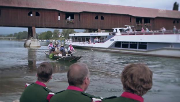 Video «Ortsporträt: Büren an der Aare stellt sich vor» abspielen