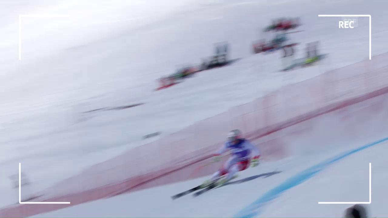 Weiterhin spektakuläre Schneesport-Bilder