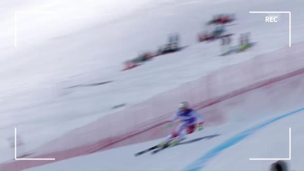 Video «Weiterhin spektakuläre Schneesport-Bilder» abspielen