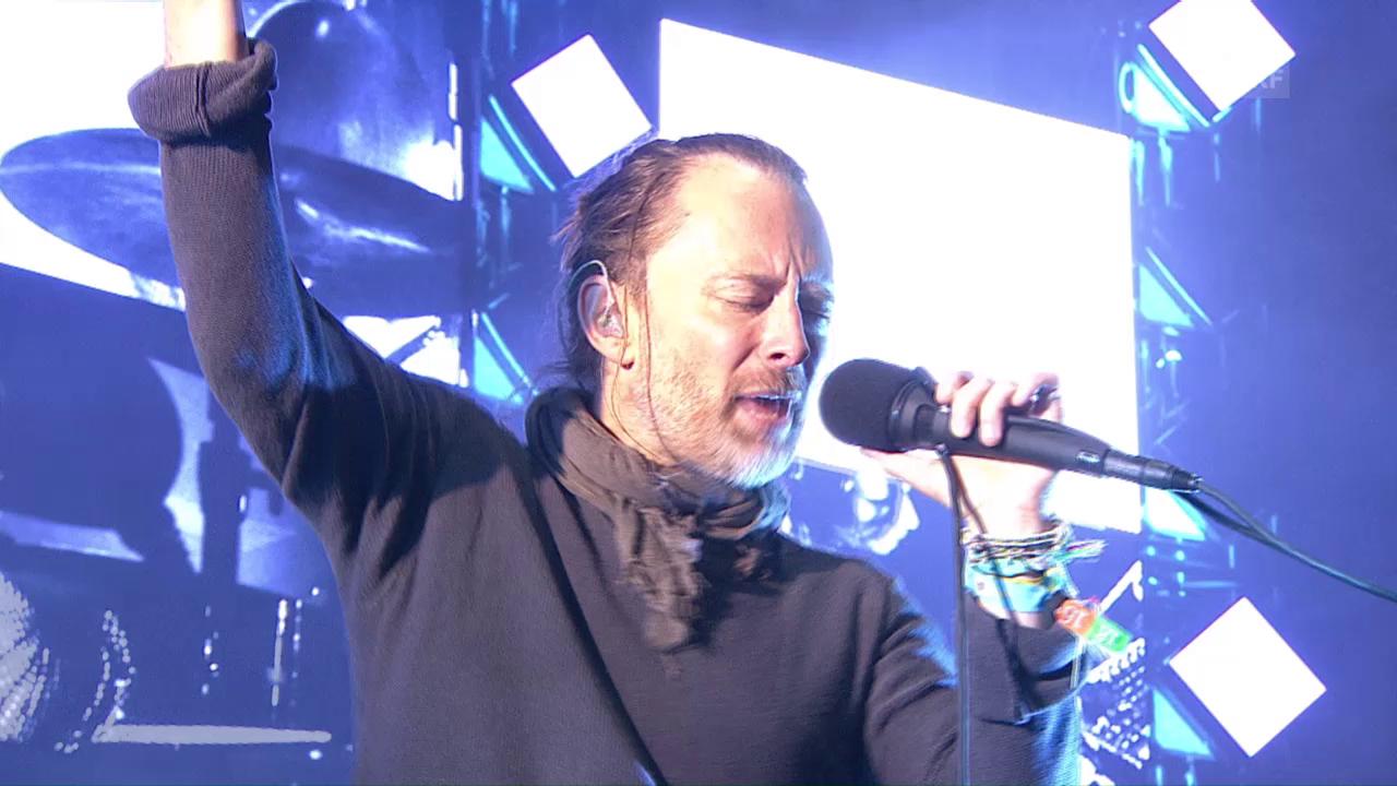 Radiohead - «Idioteque»