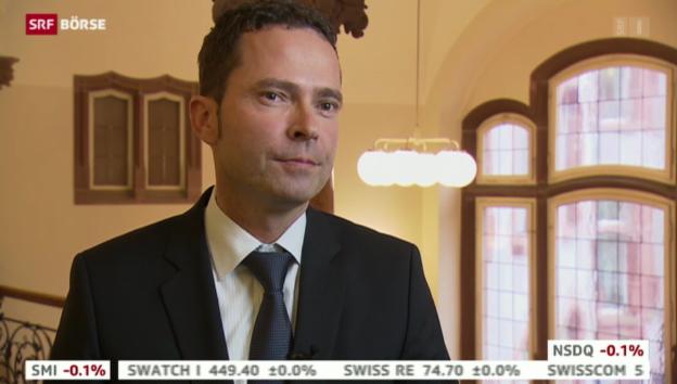 Video «SRF Börse vom 27.10.2014» abspielen