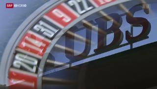 Video «5 Jahre nach der UBS-Rettung» abspielen