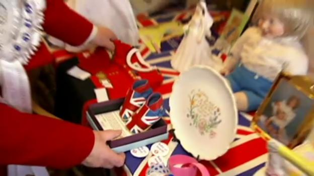 Video «Herzogin Cartherine: Geburt erst Ende Juli?» abspielen