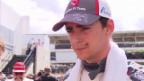 Video «F1: Sauber-Pilot Gutierrez zu seinem Rennen (englisch)» abspielen