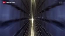 Video «Besuch in der Speicherbibliothek zu Büron» abspielen