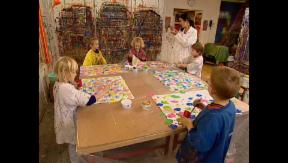 Video «Von Klee zum eigenen Bild» abspielen
