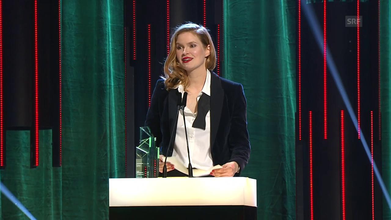 Lisa Brühlmann, bestes Drehbuch