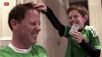 Video «Zwei eingefleischte Fans von Nordirland» abspielen