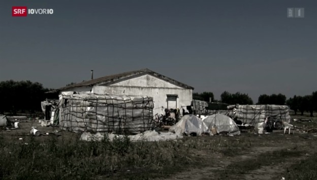 Video «Schweizer Flüchtlingspolitik auf Prüfstand» abspielen