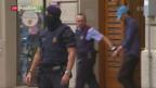 Video «Terrorzelle Barcelonas zerschlagen» abspielen