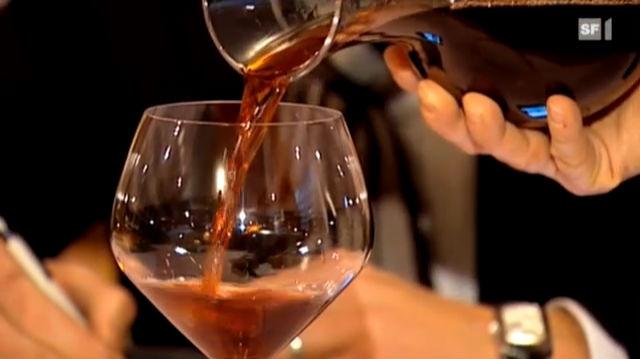 Ein Gläschen Wein... erhöht das Krebsrisiko