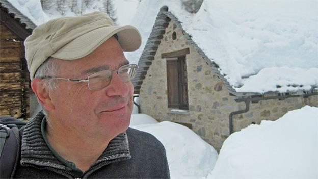 Andreas Weissen und die Walliser Sagenwelt