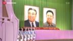 Video «G8 verurteilen Nordkoreas Atom-Aktivitäten» abspielen