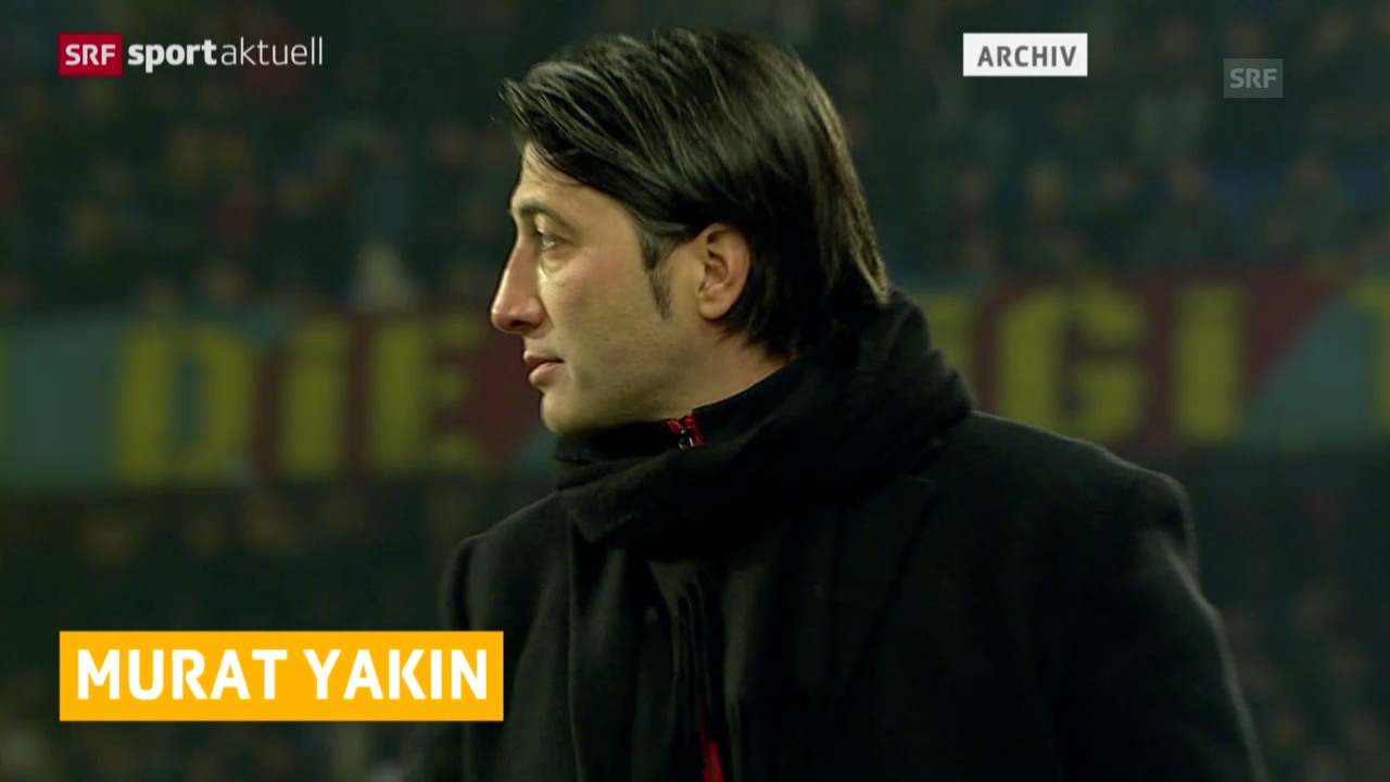 Fussball: Yakin verlängert Vertrag beim FC Basel (sportaktuell, 4.1.2014)