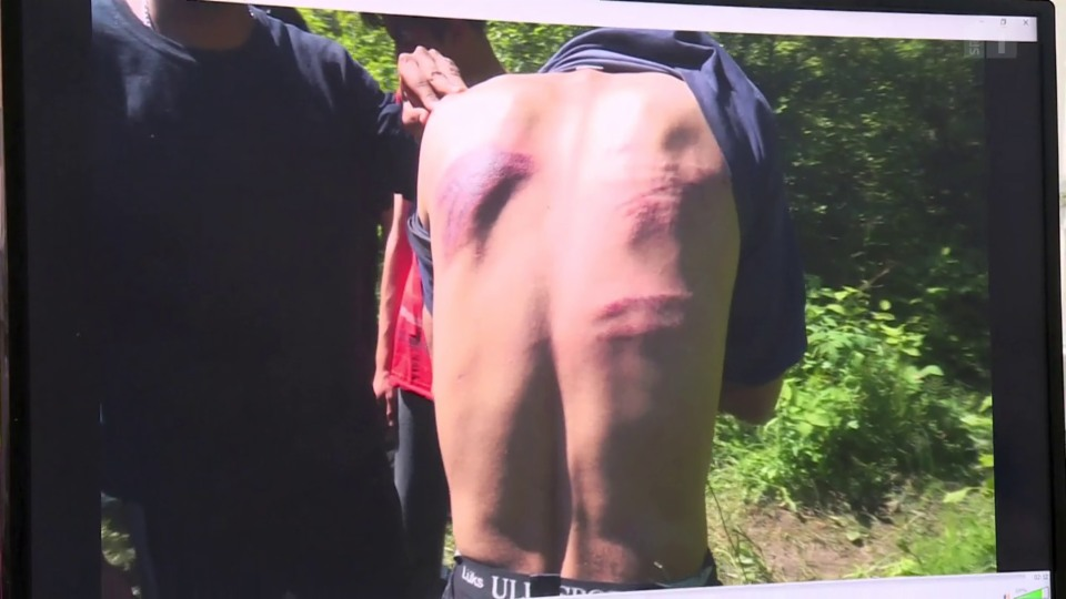 Gewalt an der Grenze: EU-Geld für kroatische Schlägerpolizisten