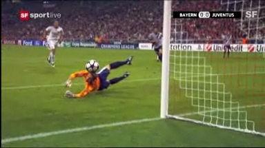 Video «CL: Bayern München - Juventus» abspielen