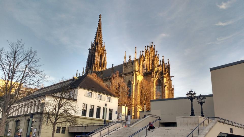 Elisabethenkirche BS wird mit LGBTI-Label ausgezeichnet