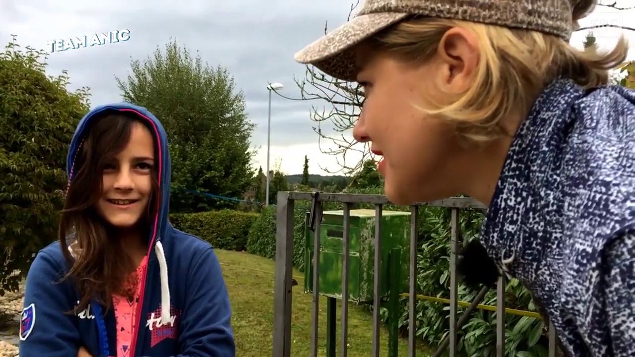 «Ready, Steady, Golf!»: Anik trifft Anic