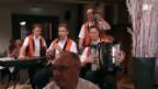 Video «Auftritt Kapelle René Jakober im «Samschtig-Jass»» abspielen