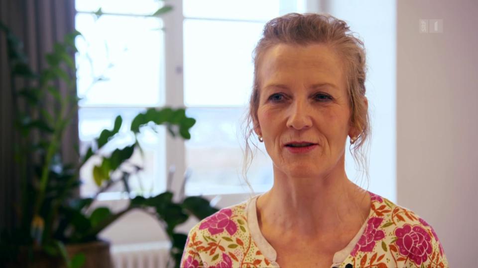 Karin Jann: «Ich habe immer nach Lösungen gesucht, wie ich die Patienten vom Negativen wegholen kann.»
