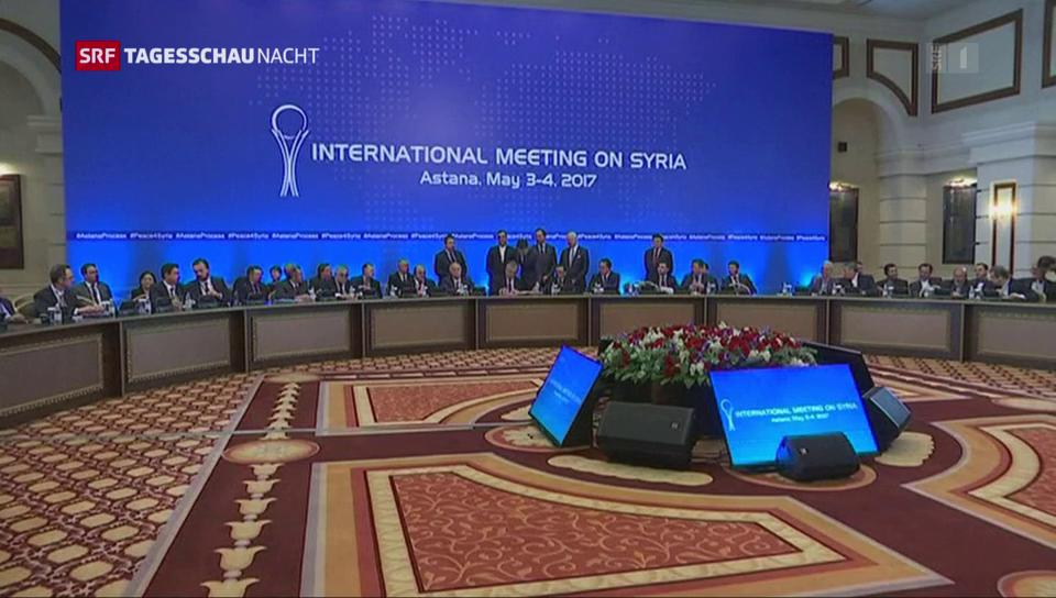 Vereinbarung über Schutzzonen in Libyen