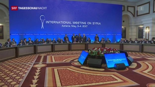 Video «Vereinbarung über Schutzzonen in Libyen» abspielen