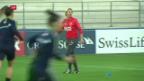 Video «Frauen-Nati vor dem Rückspiel gegen Belgien» abspielen