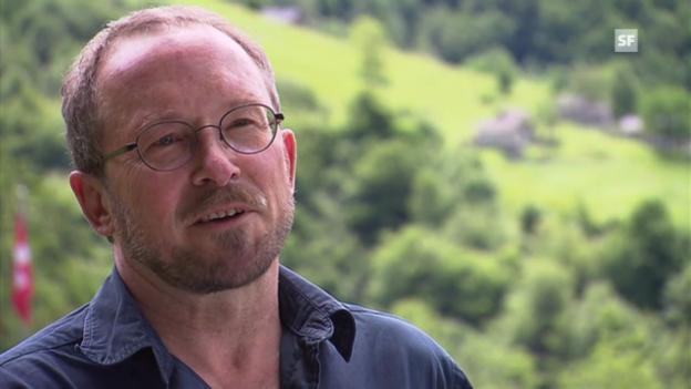 Video «Immer mehr Wald: Forstingenieur Brändli zu den Gründen.» abspielen