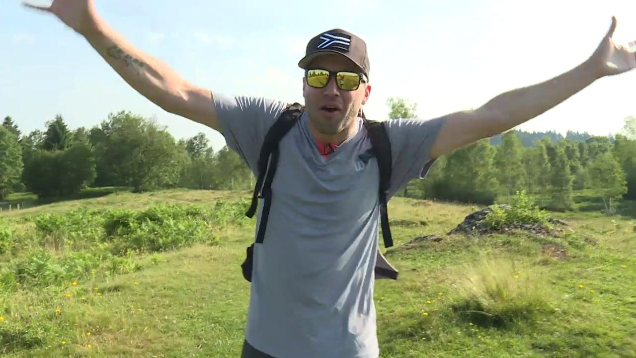 Wandern mit Jonny Fischer