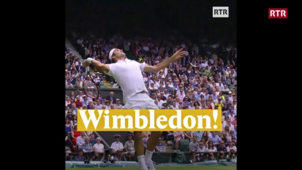 Laschar ir video «Wimbledon! Fatgs e cifras»