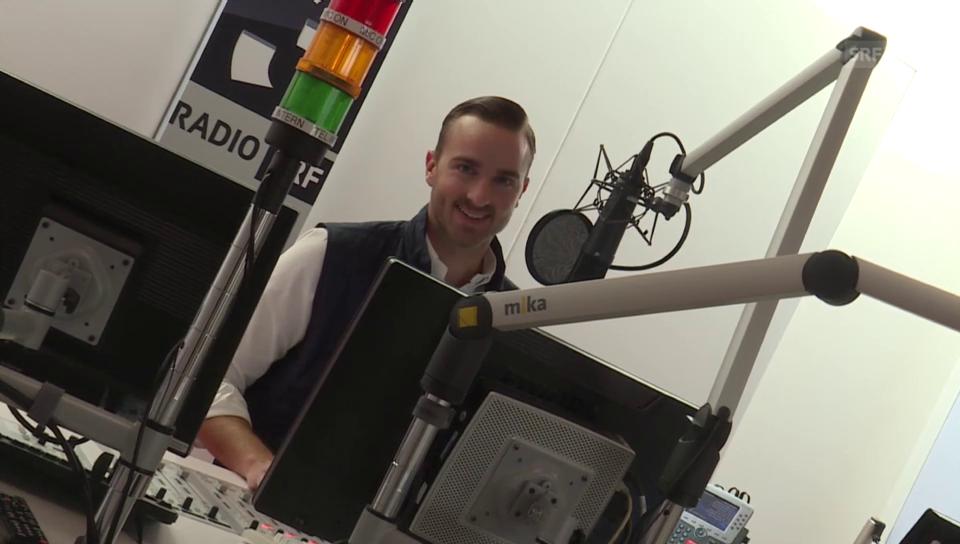 Julian Thorner über sein Leben als Radiomoderator