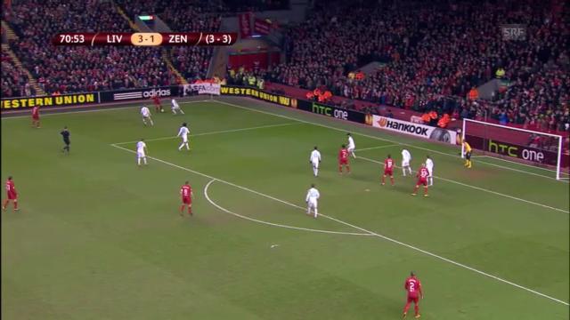 Liverpool - Zenit St. Petersburg (21.2.2013)