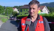 Video «Schussabgabe in Winznau» abspielen