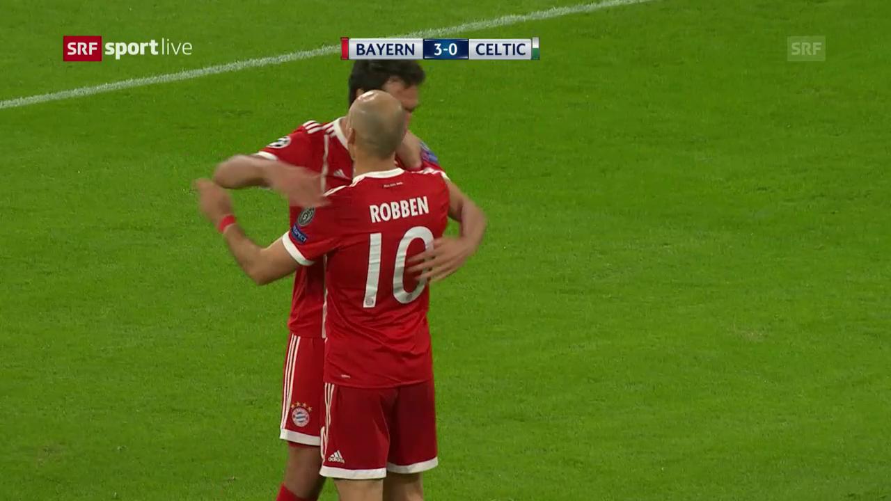 Zweiter Sieg für die Bayern unter Jupp Heynckes