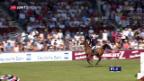 Video «Guerdat verpasst den Sieg in Aachen knapp» abspielen