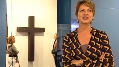 Video «Art Basel Miami – wie das Walliser Jung-Talent Valentin Carron lanciert wird» abspielen