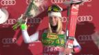 Video «Ski: Super-G Lake Louise, Zusammenfassung» abspielen