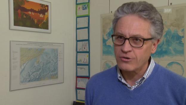 Video «Thomas Stocker: «Die Verhandlungen waren schwierig.»» abspielen