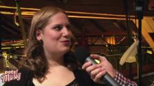 Video ««Potzmusig» hinter den Kulissen: Jacqueline Wachter» abspielen