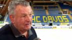 Video «Eishockey: Spengler Cup, Paul Berri («sportlive», 27.12.2013)» abspielen
