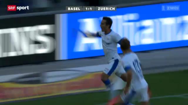 Super League: Basel - Zürich