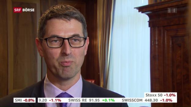 Video «SRF Börse vom 01.11.2016» abspielen