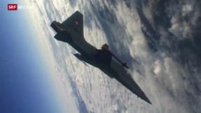 Video «Tiger-Kampfflugzeuge sollen länger fliegen» abspielen