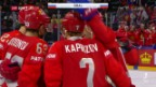 Video «Russland mit Kantersieg gegen Frankreich» abspielen