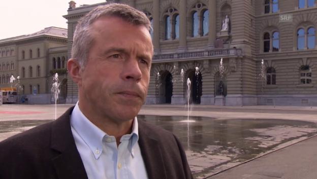 Video «BDP-Vizepräsident Hess zu Darbellays Äusserungen: «Absolut unverständlich»» abspielen