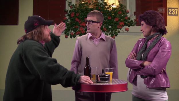 Video ««Scharfer Ecken - Reloaded» - Folge 6 - Weis notieren ohne Deklaration?» abspielen