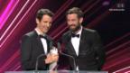 Video «Brüder Freitag - Gewinner in der Kategorie Wirtschaft» abspielen