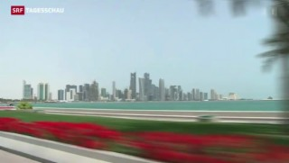 Video «Hamas erhält Unterstützung von Katar» abspielen