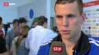 Video «Fussball: Vorschau Basel - Tel Aviv» abspielen